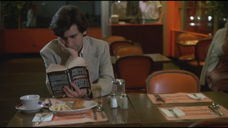 Still from Martin Scorsese's After Hours